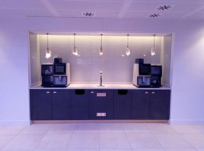 bar reception counters